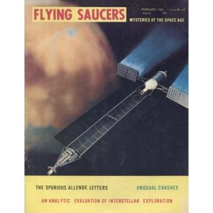 Flying Saucers (1969-1972) - 62 - Febr 1969