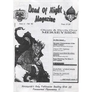 Dead of Night Magazine (1995-1999) - Issue 4 - February 1995