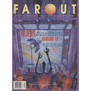 Far Out (1992-1993) - Vol 1 n 3 Spring 1993