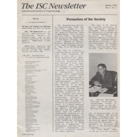ISC Newsletter, The (1983-1996)