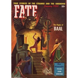 Fate Magazine US (1953-1954)