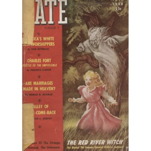 Fate Magazine US (1948-1950) - 3 - vol 1 n 3 - Fall 1948 (cover damaged)