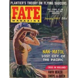 Fate Magazine US (1957-1958)