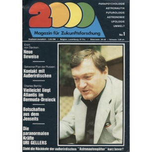 Magazin 2000 (1979 -1982) - 1979, nr 1 - Januar