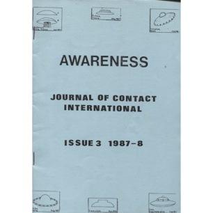 Awareness (1987-1990) - V 15 n 3
