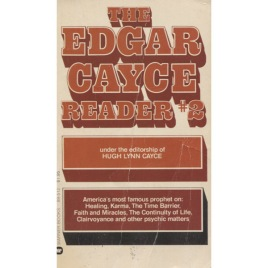 Cayce, Hugh Lynn (ed.): The Edgar Cayce reader #2 (Pb)