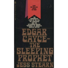 Stearn, Jess: Edgar Cayce. The sleeping prophet (Pb)