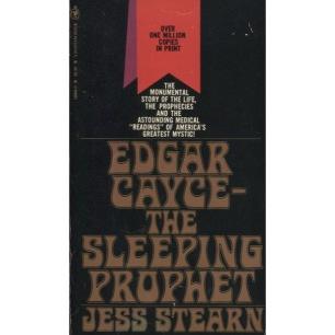 Stearn, Jess: Edgar Cayce. The sleeping prophet (Pb)