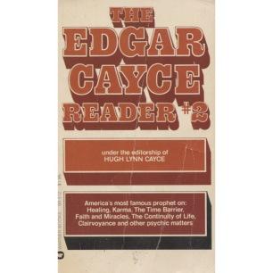 Cayce, Hugh Lynn (ed.): The Edgar Cayce reader #2 (Pb)