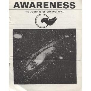 Awareness (1968-1972) - Nov 1969