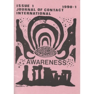 Awareness (1990-1994) - V 17 n 1 - (Season 1990-91)