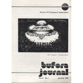 BUFORA Journal (1979 - 81 volume 8 - 10)