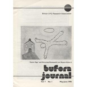BUFORA Journal (1978 volume 7) - 1978, Vol 7 No 1 May/Juni