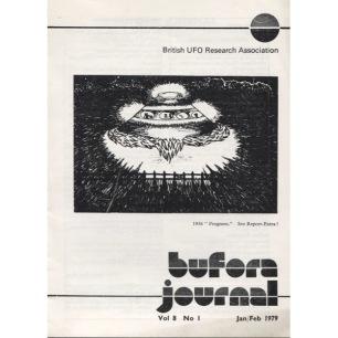 BUFORA Journal (1979 - 81 volume 8 - 10) - 1979, Vol 8 No 1, Jan/Feb