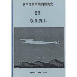 Hallet, Marc: Astronomes et O.V.N.I.