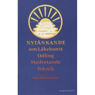 Jacobson, Nils-Olof (red.): Människosyn och terapi. Nya perspektiv