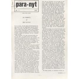 Para-nyt (1987-1995)