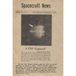 Spacecraft News (1965-1967)