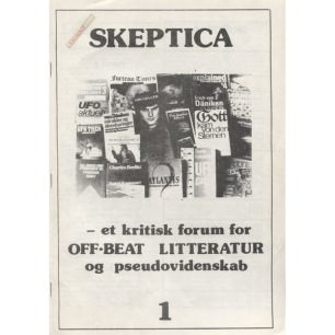 Skeptica (1981-1985) - 1981 vol 1 no 1