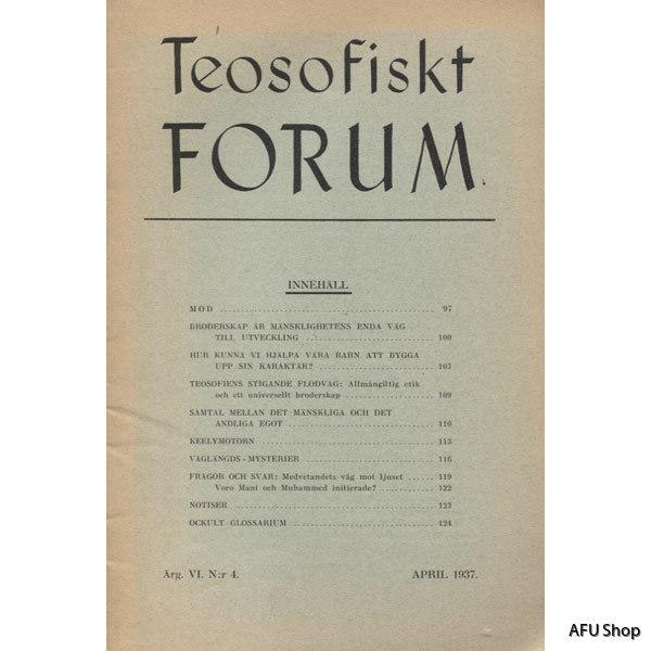 Teosof-37April