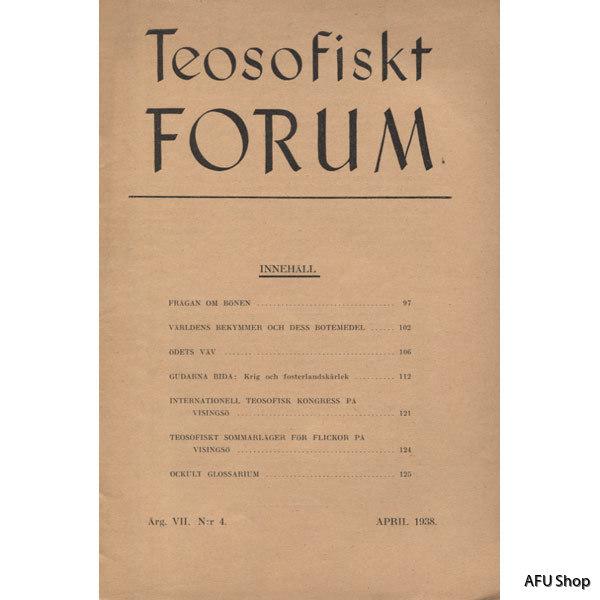 Teosof-38April
