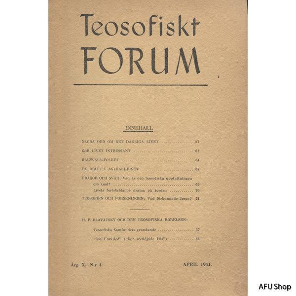 Teosof-41April