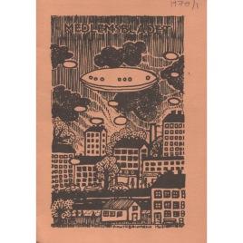 Medlemsbladet (1970-1971)