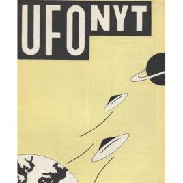 UFO-Nyt (1962-1964)