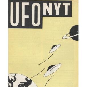 UFO-Nyt (1962-1964) - 1962 Jan
