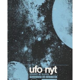 UFO-Nyt (1976-1978) - 1976 No 01 Jan-Feb