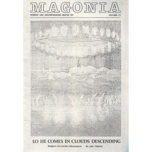 Magonia (1979-1986) - 1979 No. 01 Autumn (MUFOB 50)