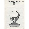 Magonia (1979-1986) - 1982 No. 10 (MUFOB 59)