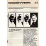 Merseyside UFO Bulletin (1968-1973) - v 03 n 4 - Sept 1970
