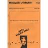 Merseyside UFO Bulletin (1968-1973) - v 04 n 3 - Summer 1971