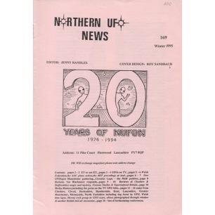 Northern UFO News (1995-2001) - 169 - Winter 1995