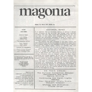 Magonia (1987-1991) - 25 - March 1987