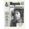 Magonia (1992-1996) - 42 - March 1992