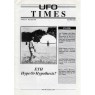 UFO Times (1989-1997) - 18 - May/June 1992