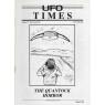 UFO Times (1989-1997) - 22 - Mar/Apr 1993