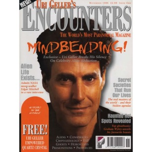 Uri Geller's Encounters (1996-1998) - Nov 1996