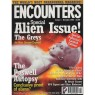 Encounters (1995-1996) - 1 - Oct 1995