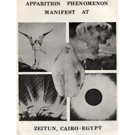 Page Research Library (comp.): Apparition phenomenon manifest at Zeitun, Cairo Egypt