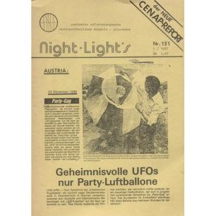 CENAP-Report (1987-1989) - 131 - 1/1987