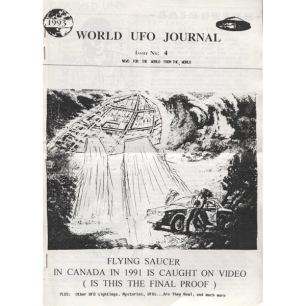World UFO Journal (1992-1995) - 1993 No 04