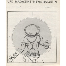 UFO Magazine News Bulletin (1976-1978)