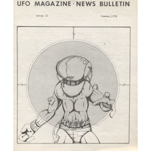 UFO Magazine News Bulletin (1976-1978) - 1976 No 11