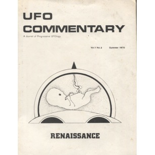 UFO Commentary (1970-1972) - 1970 Vol 1 No 02