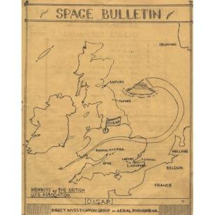 Space Bulletin (1962) - 1962 Vol 1 No 03