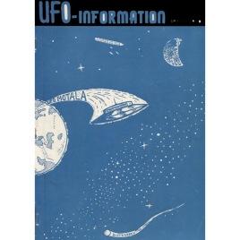 UFO-Information (1970-1972)