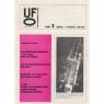 UFO-Information (1973-1974) - 1 - Jan/Febr 1973